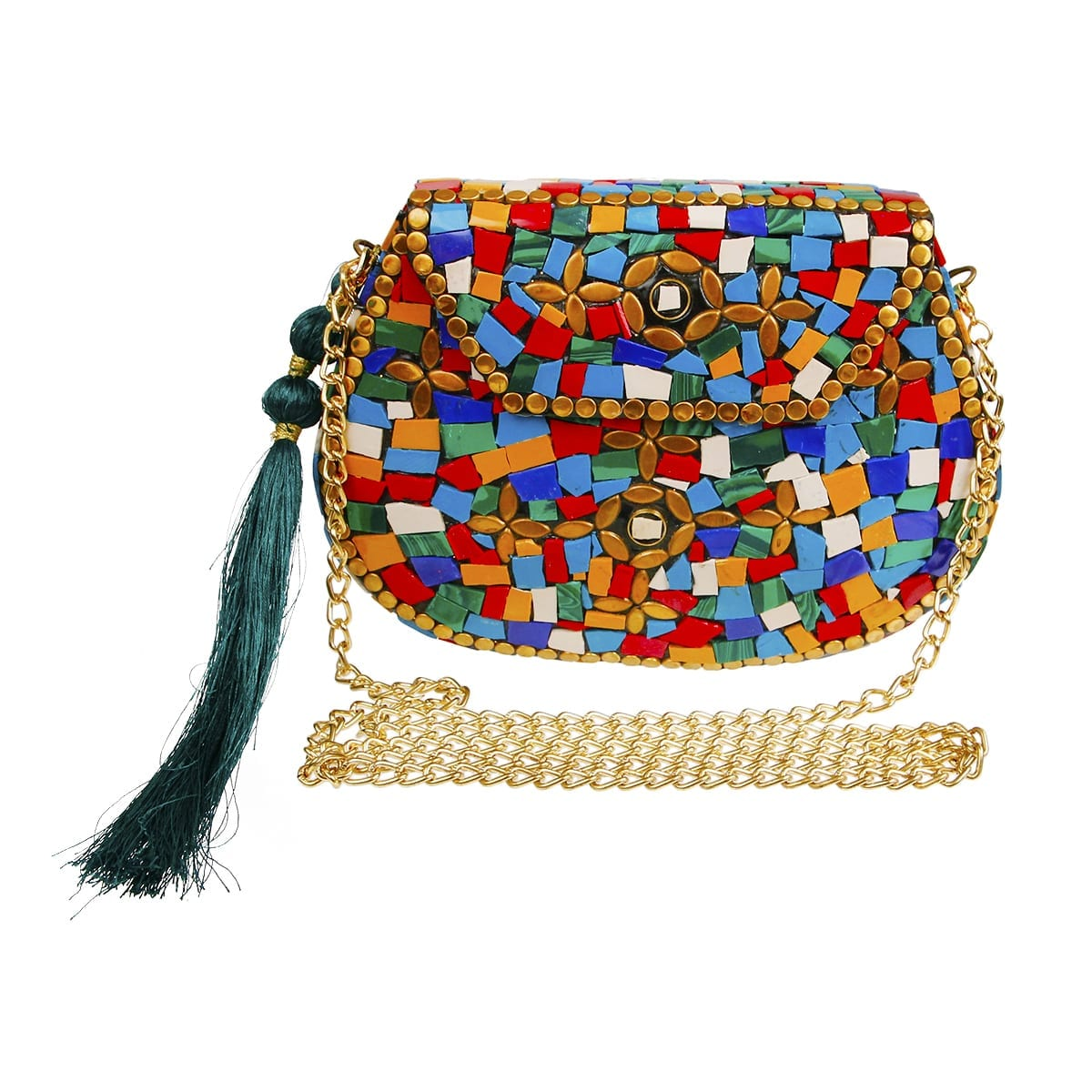 230d6a3a799c Sam Edelman Beatrice Line Styled Hard Case Clutch with Multi Color ...